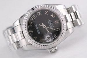 rolex-datejust-swiss-eta-2671-black-dial-roman-marking-lady-size-97_1